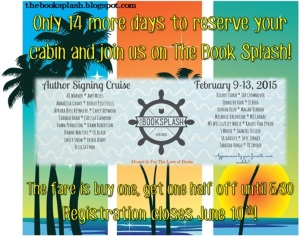 book splash 14 more days